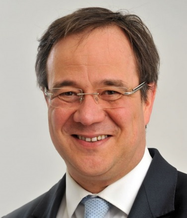 Ministerpräsident Armin Laschet kommt in den Vogelsbergkreis