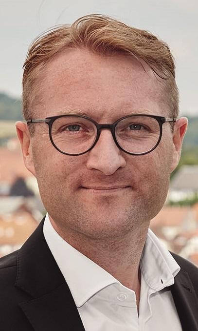 CDU-Kreisvorsitzender Dr. Jens Mischak