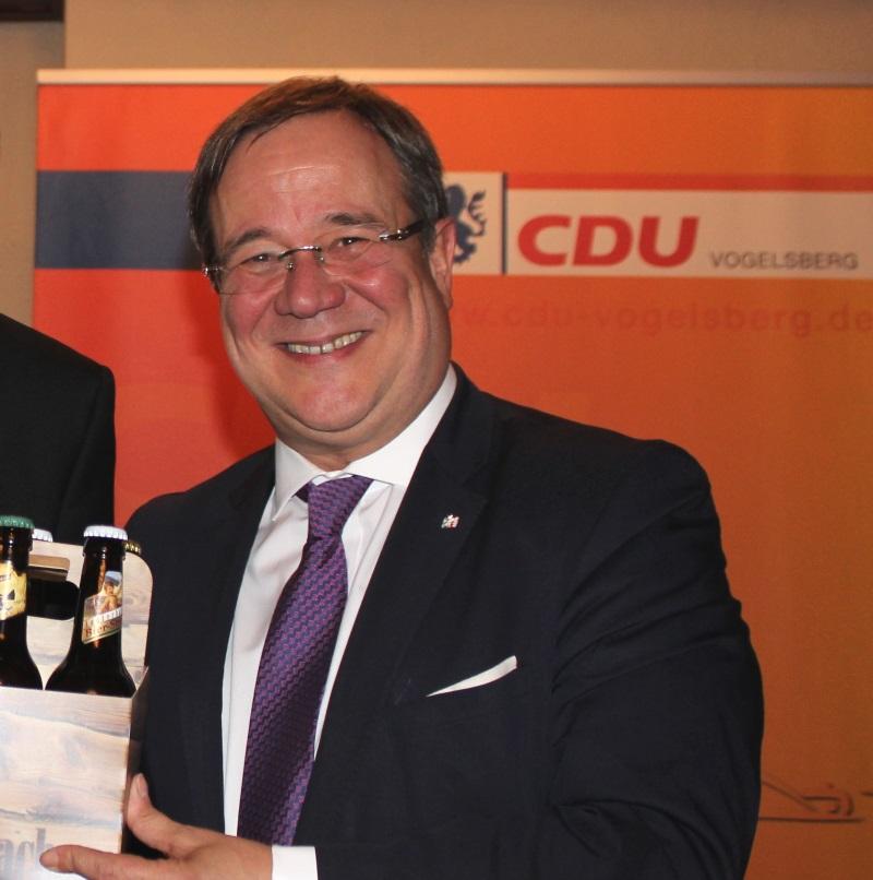 CDU/CSU-Kanzlerkandidat Armin Laschet